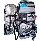 Bodyboard Tiki Bodyboard Bag TRAVEL DELUXE