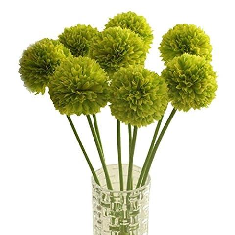 Kolylong Artificial Flowers, 5pcs Hydrangea flowers for Home Wedding Party