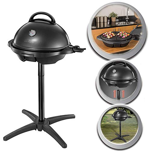 George Foreman 22460-56 Barbecue Grille 2000W...