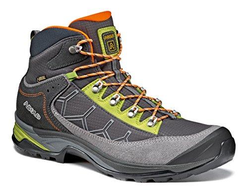 Asolo Falcon gV mm, Chaussures montantes homme, Homme Multicolore - gris (donkey / graphite)