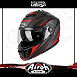Airoh PHSTR55 Phantom-S Triplo Red Matt XXL