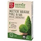Bayer BTPYR NATRIA, Insecticide Biologique-Pyrale du buis 20 GR, Utilisable en Agriculture Biologique-Ref84963232, Incolore