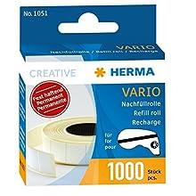 Herma Vario refill pack permanent 1000 paper stickers (1051)