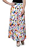 STOP LOOK Regular Fit Women s Multicolor Printed Palazzo (Plz_05_XL)