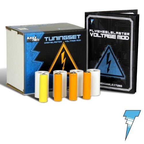 Tuning-Set für Nerf N-Strike Elite [XD] Rapidstrike (Voltage Mod)