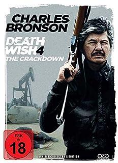 Death Wish 4 - Das weisse im Auge [Blu-Ray+DVD] - uncut - auf 777 limitiertes Mediabook Cover B