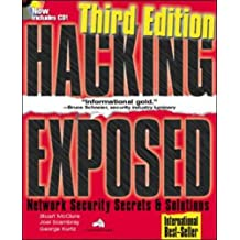 Hacking Exposed: Network Security Secrets & Solutions, 3/e