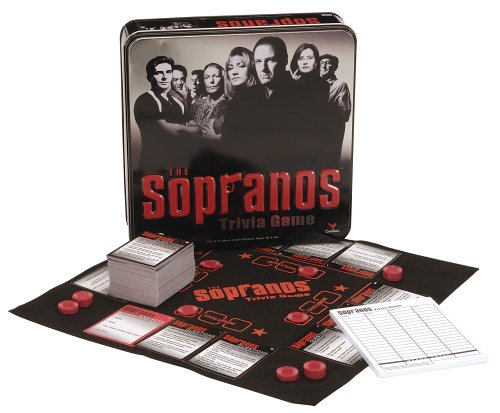 Click for larger image of The Sopranos Trivia Game