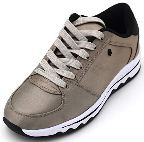 Armani Exchange Damen Turnschuhe Freizeitschuhe Sneaker Casual Art. XDX006 XV051 37 EU - 6M USA - 4 UK BEIGE