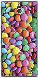 Buzzebizz Coque pour Sony Xperia U Motif Bonbons