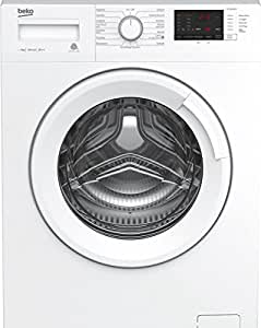 Beko WTXS51022W Freestanding Front-load 5kg 1000RPM A++ White washing machine - washing machines (Freestanding, Front-load, White, Left, White, Buttons, Rotary)