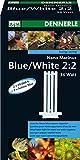Dennerle 5642 Nano Marinus Blue/White 2:2, 36 Watt
