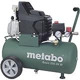 METABO Kompressor Basic 250-24 W fahrbare Druckluf