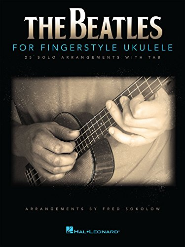 The Beatles For Fingerstyle Ukulele English Edition Ebook The