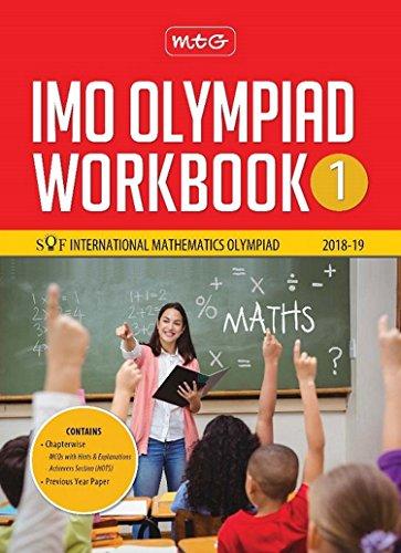 International Mathematics Olympiad Work Book (IMO) - Class 1