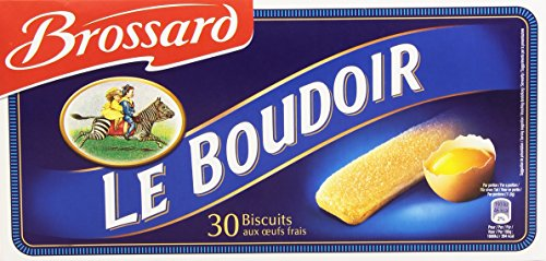Brossard Boudoirs 30 biscuits aux oeufs frais 175 g