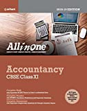 CBSE All In One Accountancy Class 11 for 2018 - 19