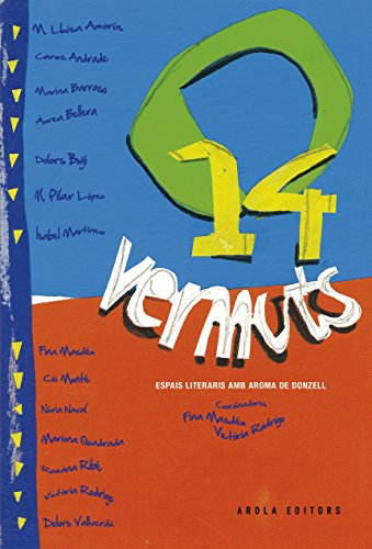14 vermuts. Espais literaris amb aroma de donzell
