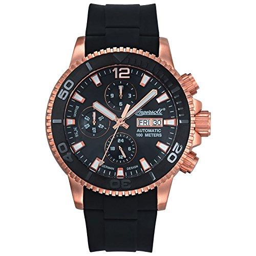 Ingersoll Herren-Armbanduhr IN1105RBK
