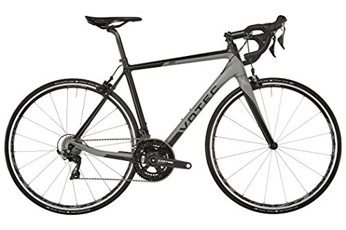 VOTEC VRC Elite – Carbon Road – Black-Grey 2018 Rennrad