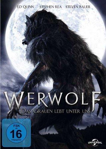 Werwolf Kostüm Vollmond - Werwolf - Das Grauen lebt unter uns