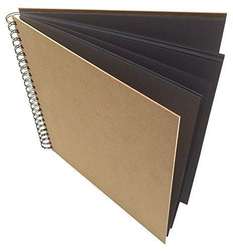 artway-enviro-grands-carres-de-papier-carton-noir-recycle-270gsm-carnet-a-croquis-avec-couvertures-r