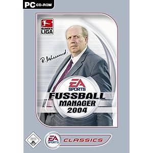 Fussball Manager 2004 [EA Classics]