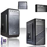 GAMMA PC SSD DESKTOP INTEL QUAD CORE SSD 240GB SATA III SOLIDO/RAM 8GB/HDMI-DVI-VGA USB 2.0 3.0/PC FISSO COMPLETO PER USO CASA,FAMIGLIA, UFFICIO, AZIENZA,CENTRI SCOMMESSE