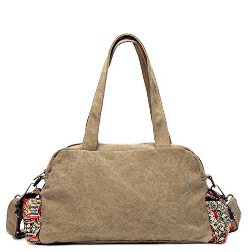 Mme sac à bandoulière/Sac Messenger/version coréenne du sac de toile/Tottenham grand sac-A A