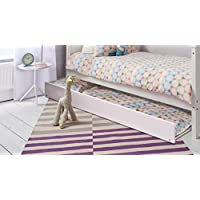 Noa and Nani - Spacesaver Pullout Trundle for Underbed - (White)