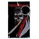 """GB eye Foto mit Aufschrift """"The Terminator"""" Schlüsselanhänger Logo"""