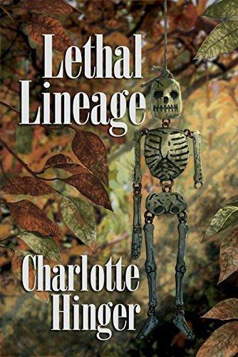 Lethal Lineage (Lottie Albright Series) by Charlotte Hinger (2011-03-01) par Charlotte Hinger