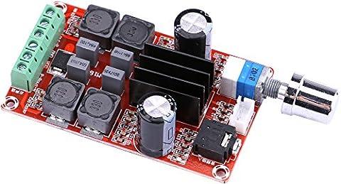 Yeeco TPA3116 50W + 50W Digitale Endverstärkerbrett High Power Audio
