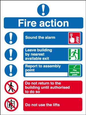 securite-incendie-panneau-fire-action-avis