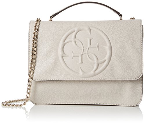 Guess Korry, Sacs bandoulière Multicolore (Bone)