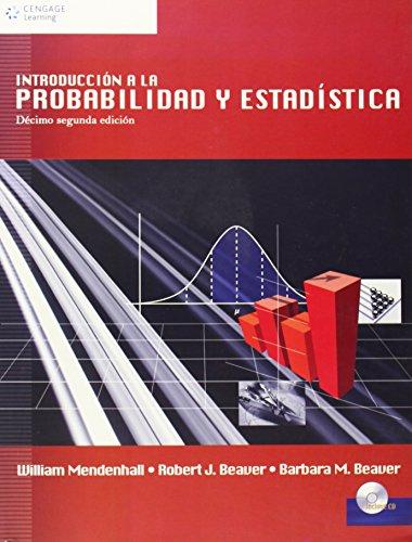 INTRODUCCION A LA PROBABILIDAD por William Mendenhall