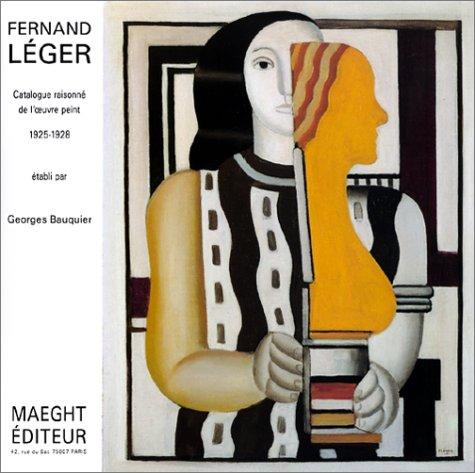 Fernand Lger: Catalogue raisonn 1925-1928