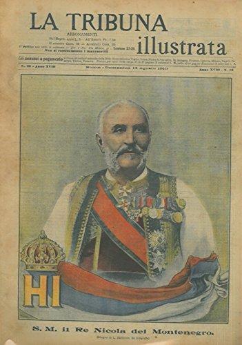 S. M. il Re Nicola del Montenegro.