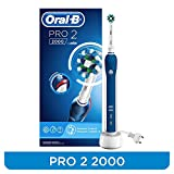 Oral B PRO 2 2000 Cross Action Electric Rechargeable Toothbrush