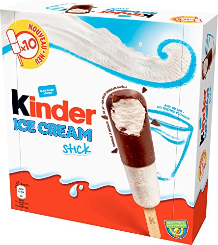 Preisvergleich Produktbild Kinder - TK Eiscreme Stick Speiseeis - 10x36ml / 360ml
