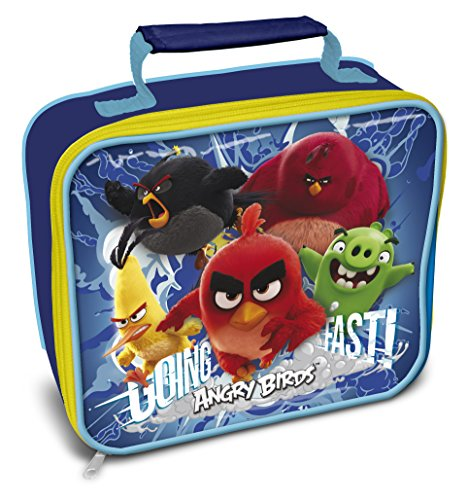 Image of Angry Birds Movie Rectangle Lunchbag, Multi-Colour