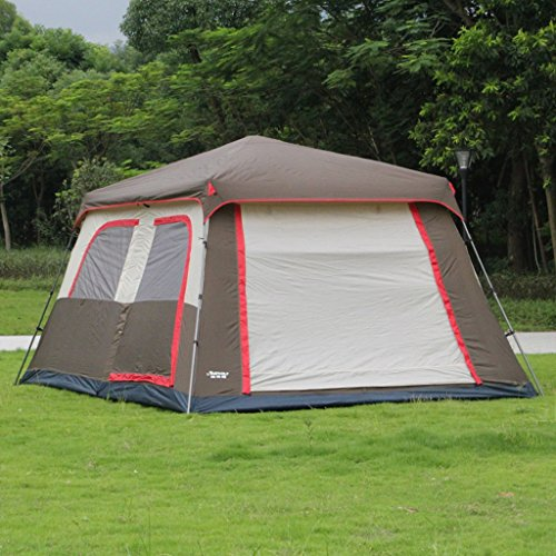 Two Bedrooms And One Living Room Automatic Tent Outdoor