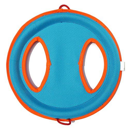 Schwimmend Hundefrisbee aus Stoff Bissfeste Hunde Spielzeug Fliegenden Scheibe Strapazierfähig Dog Frisbee Flying Disc