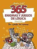365 enigmas y juegos de lógica by Miquel Capó Dolz(2012-11-01)