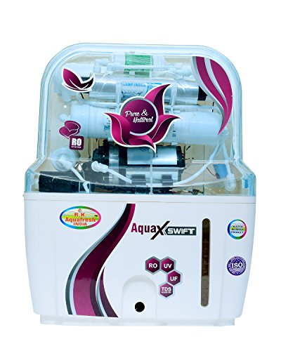 R.k. Aqua Fresh ZX14Stage Advanced Mineral Technology Ro Uv Uf Minerals Tds Adjuster Ro Water Purifier