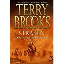 Straken: High Druid of Shannara Book Three by Brooks, Terry (2005) Hardcover