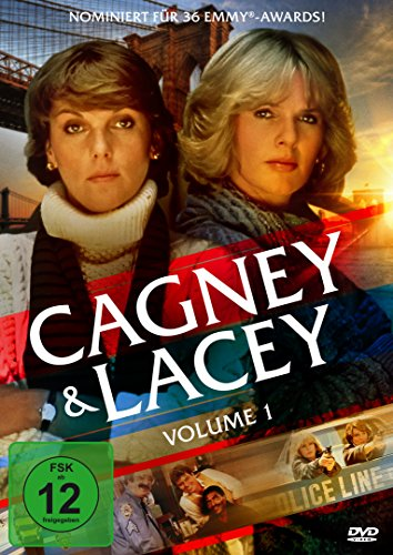 Cagney & Lacey, Vol. 1 [5 DVDs]