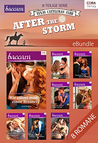 Texas Cattleman's Club: After The Storm - 8-teilige Serie (eBundles) (German Edition)