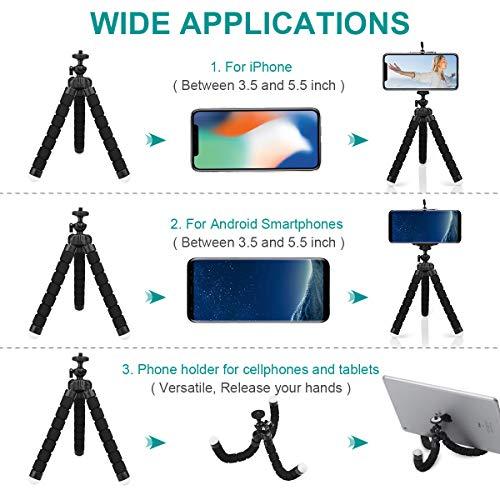 Zoom IMG-1 alfort treppiedi cellulare portatile treppiede
