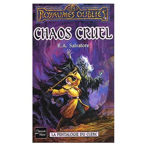 Chaos cruel, numéro 26 : La Pentalogie du clerc